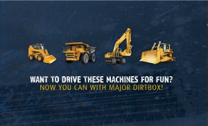 Drive this equipment