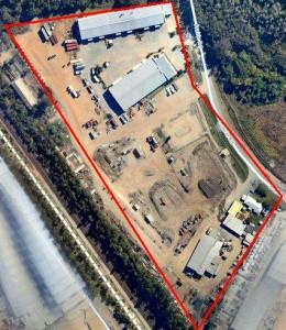 Yatala site map