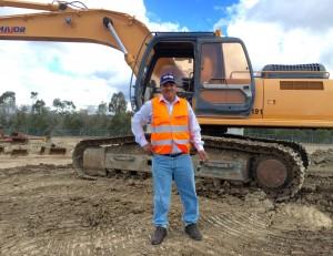 Cyril Fernandez Excavator 3