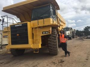 Matt Major Dirtbox Ex Dump Truck 3